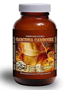 Garcinia Cambogia Extract - 90 capsules Weight Loss Formula
