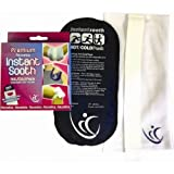 First Aid Pain Relief Hot-cold Pack Set Of 2