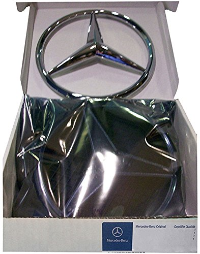 Mercedes benz genuine oem full time illuminated star 2017 for Mercedes benz oem parts online