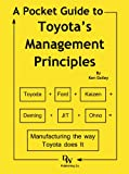 img - for The Pocket Guide to Toyota's Management Principles: The Toyota Way Principles book / textbook / text book