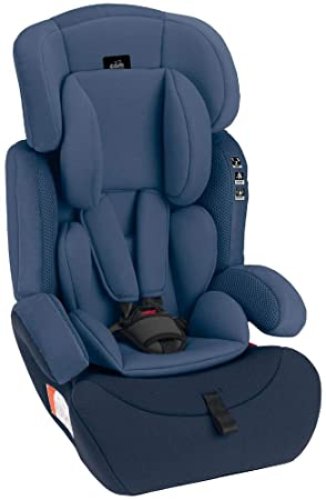 Cam el mundo del niño S166 Asiento Coche, Azul/152