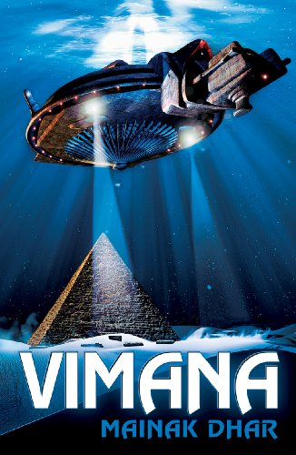 <strong>Kindle Nation Daily Sci-Fi Readers Alert: Mainak Dhar's <em>VIMANA: A SCIENCE FICTION THRILLER</em> – Now Just 99 Cents, or FREE via Kindle Lending Library!</strong>