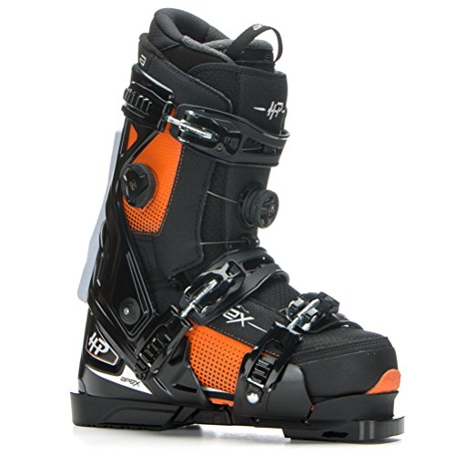 Apex HP All-Mountain Ski Boots (Men's Size 26) (Best Alpine Touring Boots For Wide Feet)