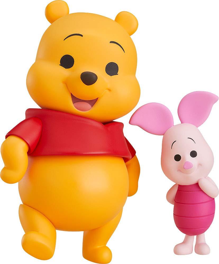 Good Smile Jul189245 Disneys Winnie The Pooh And Piglet Bott Funko Pop Kingdom Hearts Riku Nendoroid Action Figure Toys Games