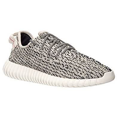 Adidas Mens Yeezy Boost 350 Turtle/Blue-Gray Fabric Size 11
