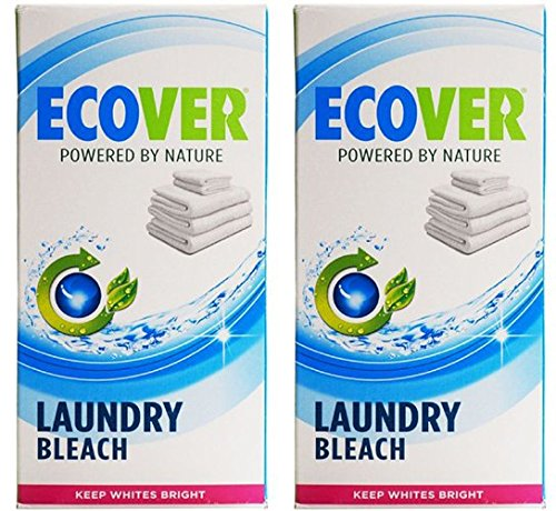 Laundry Bleach | 400g | 2 PACK BUNDLE (Ecover Laundry Bleach)