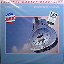 Dire Straits Brothers In Arms Remastered AUDIOPHILE 180 Gram 2 LP @ 45RPM Limited Numbered