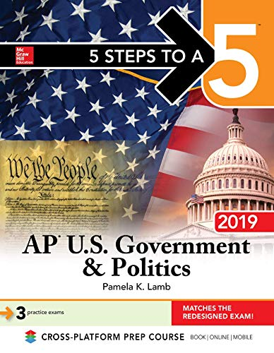 Pdf Teen 5 Steps to a 5: AP U.S. Government & Politics 2019