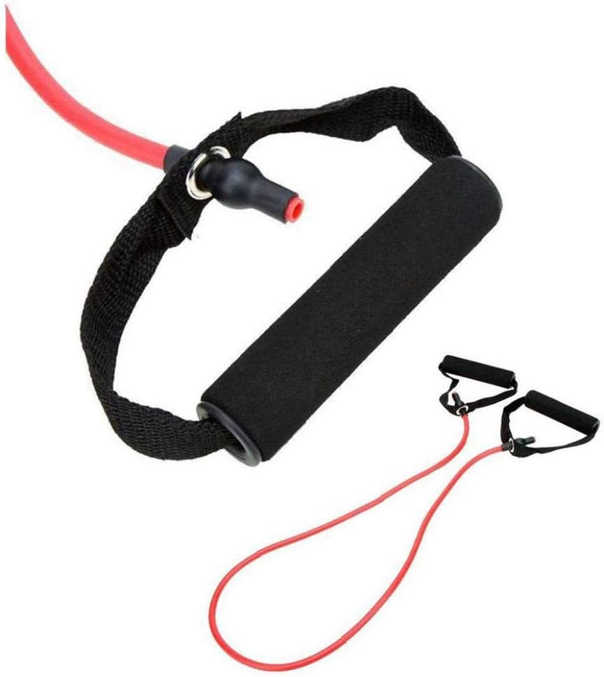 Latex Elastischen Widerstand Band Pilates Schlauch Pull Rope Gym Yoga Fitness Equipment Farbe Rot