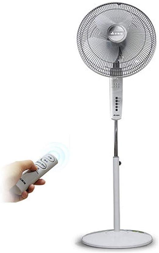 Fans standing Ventilador oscilante con Temporizador, Ventilador de ...