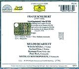 Schubert: String Quintet In C Major, D. 956