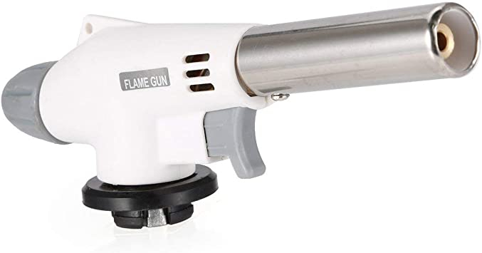 BIYI Wind Pistola de llama electrónica totalmente automática ...