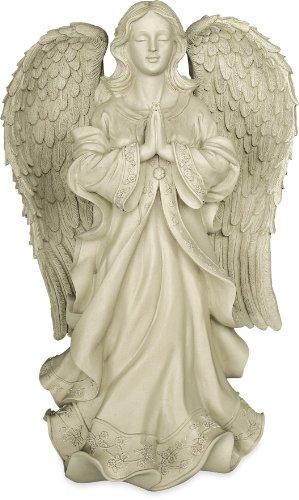 AngelStar 23-1/2-Inch Home and Garden Angel Sculpture, Serene