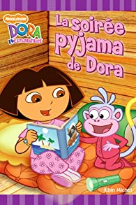 Book's Cover ofLa soirée pyjama de Dora
