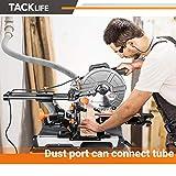 TACKLIFE 10-Inch Sliding Compound Miter
