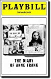 THE DIARY OF ANNE FRANK - PLAYBILL - DECEMBER 1997 - VOL. 97 - NO. 12