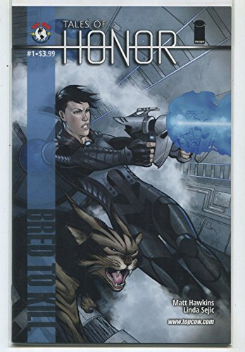 Tales Of Honor #1 NM Bred To Kill Top Cow Image Comics MD9