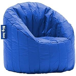 Big Joe Lumin SmartMax Fabric Chair, Blue Sapphire