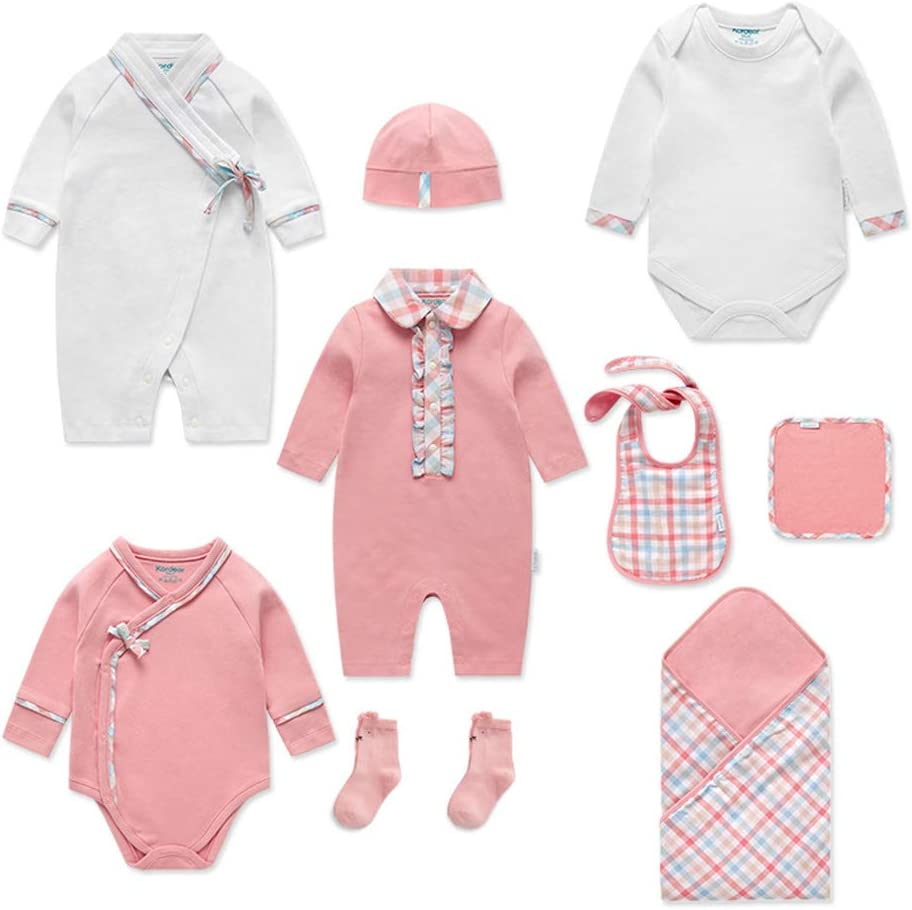 Baby clothes Cotton newborn set gift box The baby is born spree