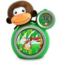 Baby Zoo - Reloj para bebés, color verde