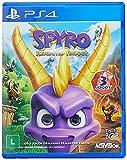 Spyro reignited trilogy o mestre original do fogo está de volta! Com a mesma atitude inflamada, agora cheio de escamas em HD impressionante. Spyro vai esquentar as coisas como nunca antes na coleção de jogos spyro reignited trilogy. Reacenda o fogo c...