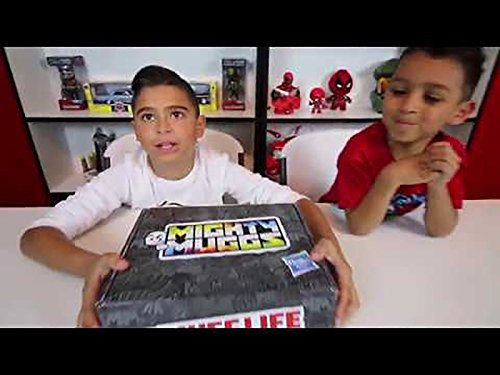 Unboxing Mighty Muggs - Hasbro Star Wars Episode