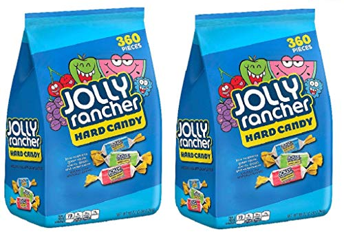 JOLLY RANCHER Hard Candy, Bulk Candy, 5 Pounds