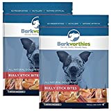 Barkworthies Bully Stick/Bully Bites Treat, 12 oz. (2 Pack) Review