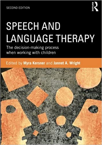 Book Speech and Language Therapy
