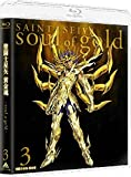 Animation - Saint Seiya Soul Of Gold 3 (BD+CD) [Japan LTD BD] BCXA-1008