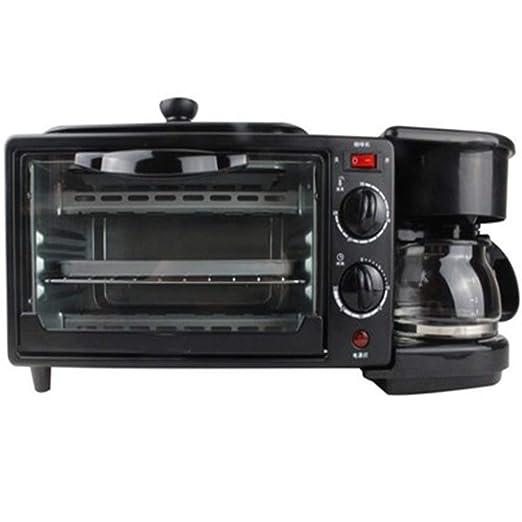 GTRHYTJH Máquina for Hacer Pan rápida compacta, máquina de ...