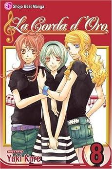 Amazon.com: La Corda d'Oro, Vol. 8 eBook: Yuki Kure