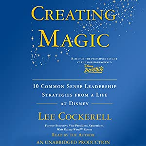 Creating Magic Audiobook