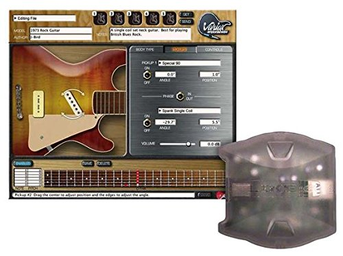Line 6 Variax Workbench Guitar Software (Line 6 Acoustic Amps)