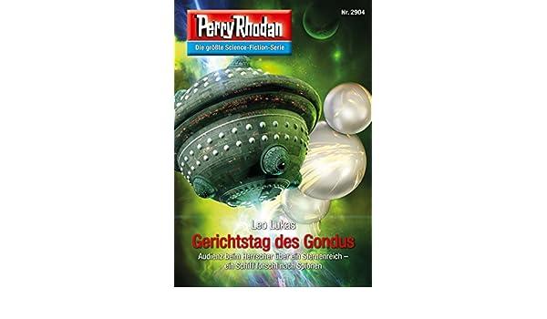 Amazon.com: Perry Rhodan 2904: Gerichtstag des Gondus: Perry Rhodan-Zyklus