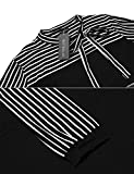 IN'VOLAND Plus Size Blouses for Women Tie-Bow Neck