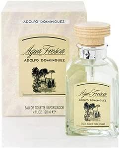 ADOLFO DOMINGUEZ AGUA FRESCA EAU DE TOILETTE 120ML VAPO, + TOALLA: Amazon.es: Belleza