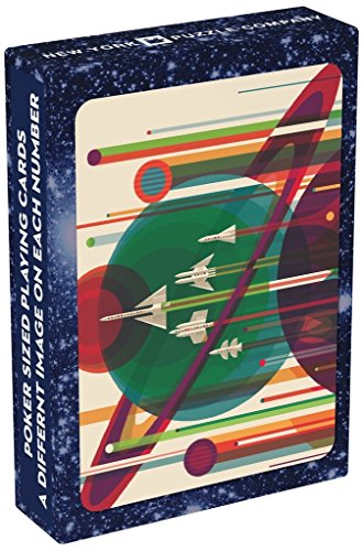 Visions of the Future Deck by New York Puzzle Company