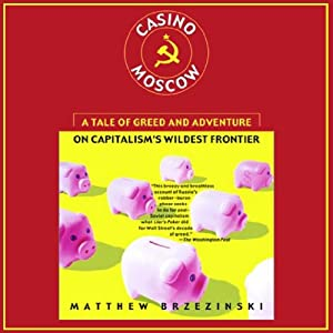 Casino Moscow Audiobook