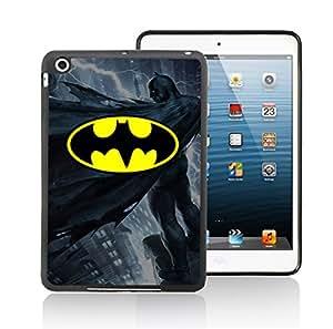 Batman Comic Movie BM04 Case Cover Protection for Ipad mini1/Ipad mini2 Black Silicone