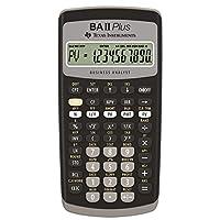 Texas Instruments BA-II Plus Finanzrechner