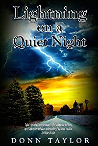 Lightning On A Quiet Night by Donn Taylor ebook deal