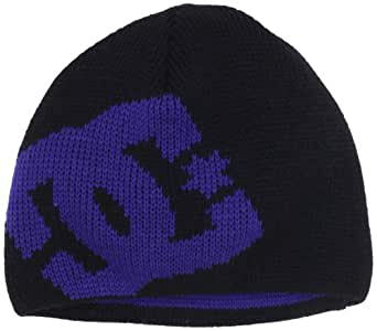 DC Men's Wane 13 Beanie, Black, 1 Size