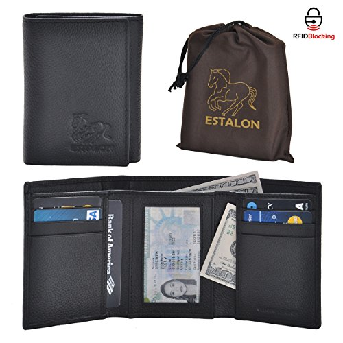Estalon Handmade Blocking Genuine Leather