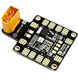 Matek PDB Board Power Distribution Board PDB-XPW 140A & Dual BEC 5V/2A 12V/0.5A for X Type Frame FPV Racing Drone