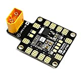 Matek PDB Board Power Distribution Board PDB-XPW 140A & Dual BEC 5V/2A 12V/0.5A for X Type Frame FPV Racing Drone For Sale