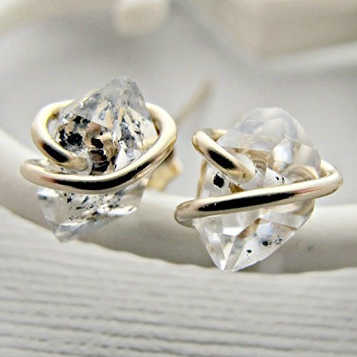 Jewelry 14k Stone Earrings - 2
