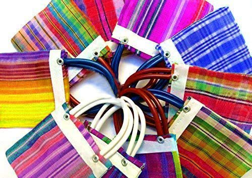 Alondra's Imports�? NEW (TM) Uniquely Designed, Mini Mexican Tote Favor Bags (Mexican Candy Bags  - http://coolthings.us