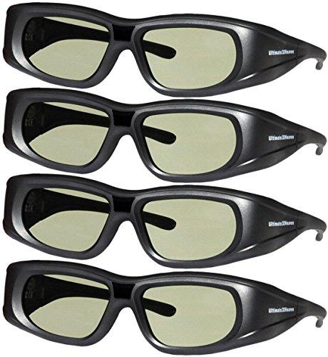 Hz Dlp Link D Glasses Rechargeable