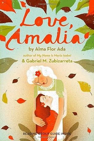 book cover of Love, Amalia